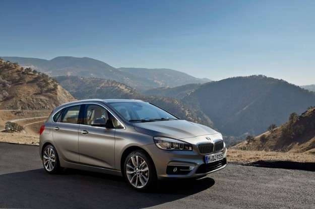 Bmw Serie 2 Active Tourer 2014