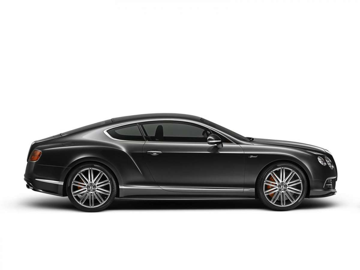 Fiancata Bentley Continental GT Speed
