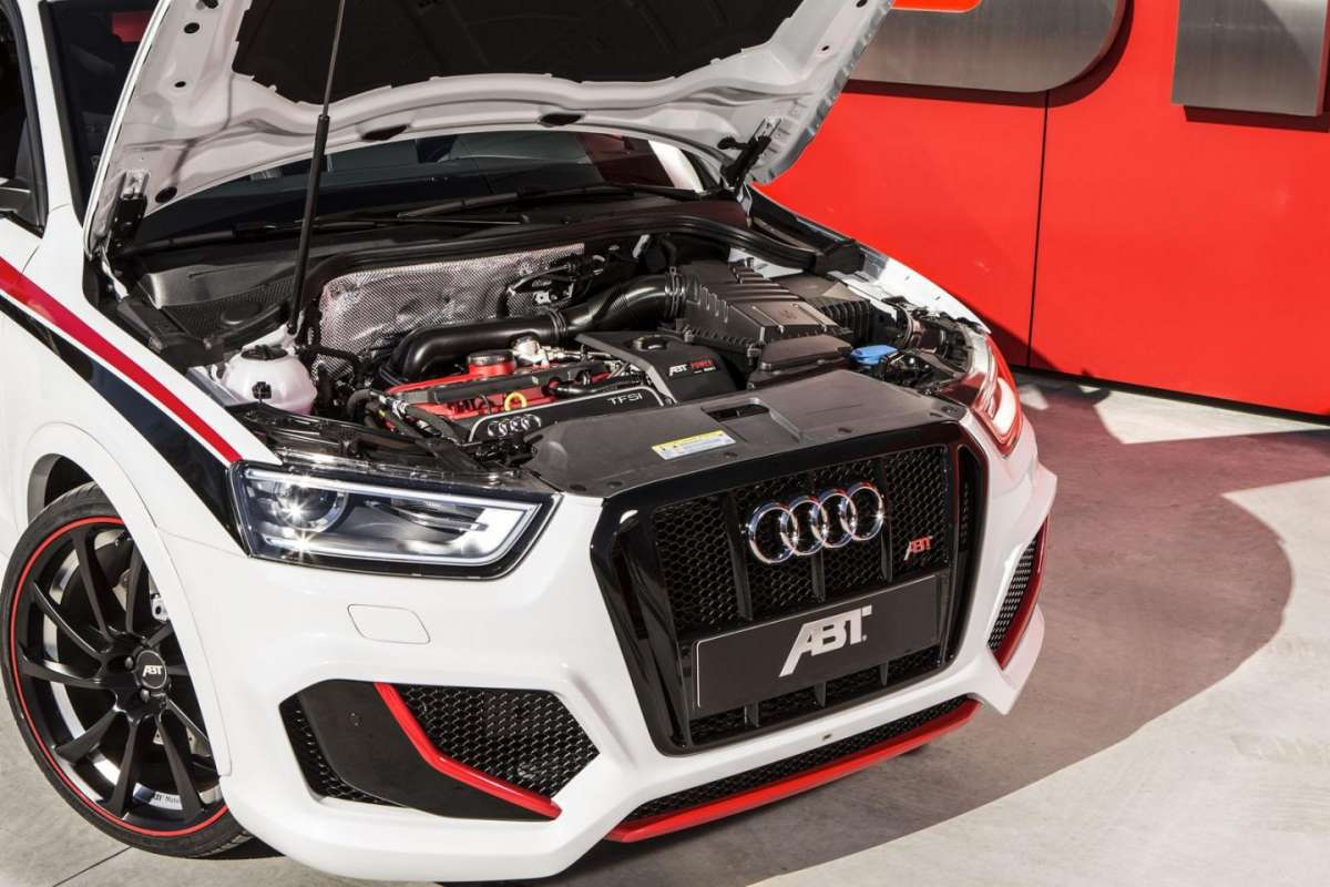 Motore Audi RS Q3 by ABT Sportsline