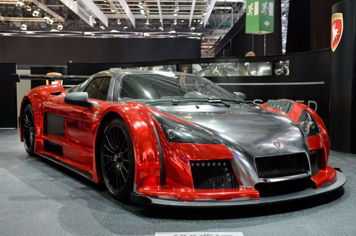 Gumpert Apollo, Salone di Ginevra 2014 - 01