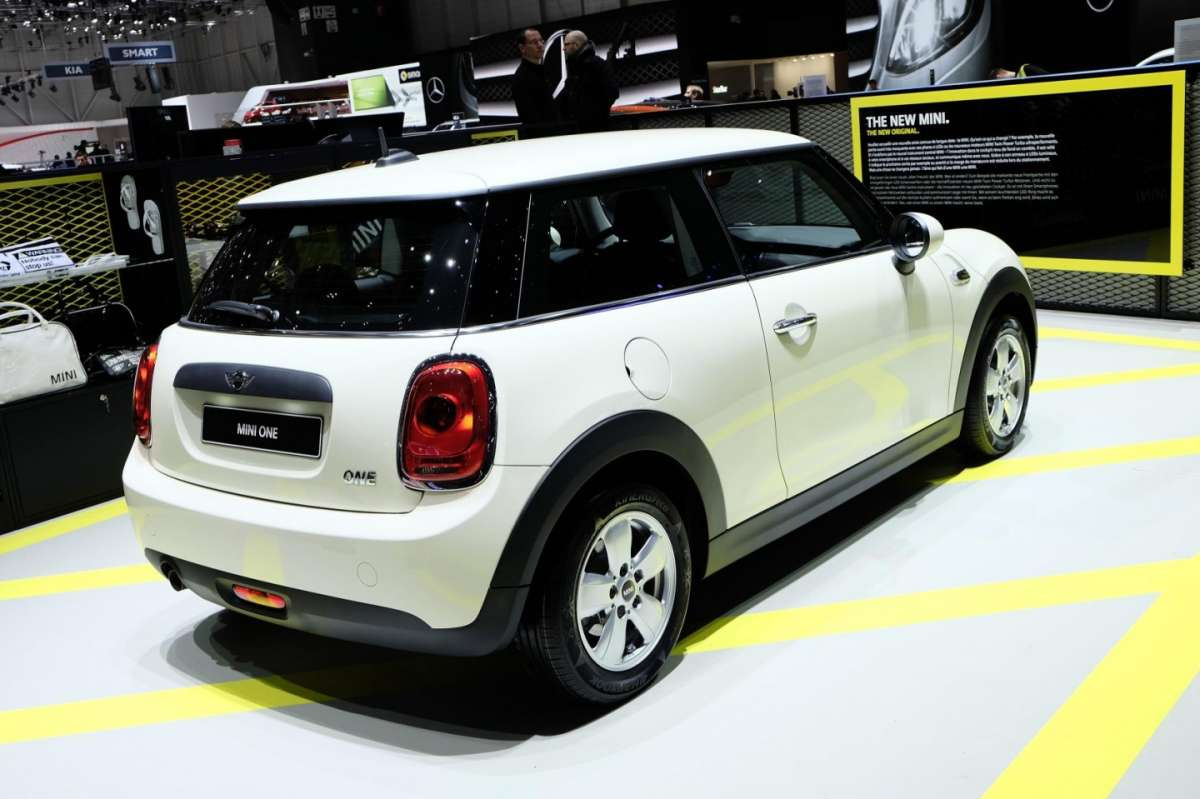 Mini One, Salone di Ginevra 2014 - 01