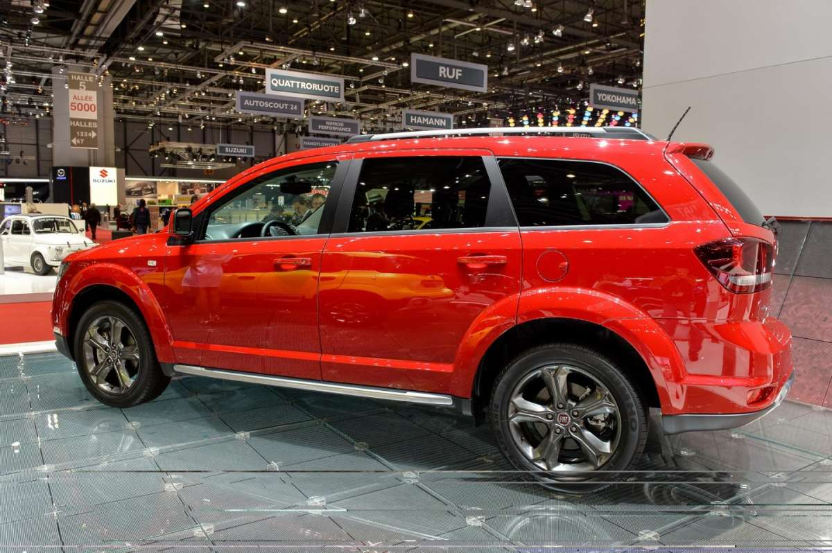 Fiat Freemon Cross, Salone di Ginevra 2014 - 2