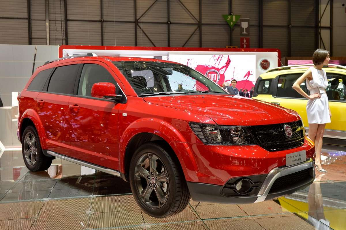 Fiat Freemon Cross, Salone di Ginevra 2014 - 3