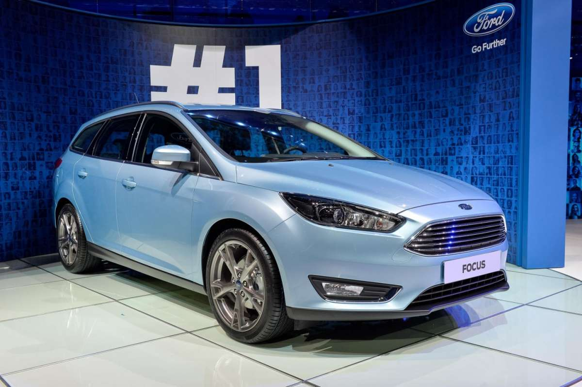 Ford Focus restyling, Salone di Ginevra 2014 - 01