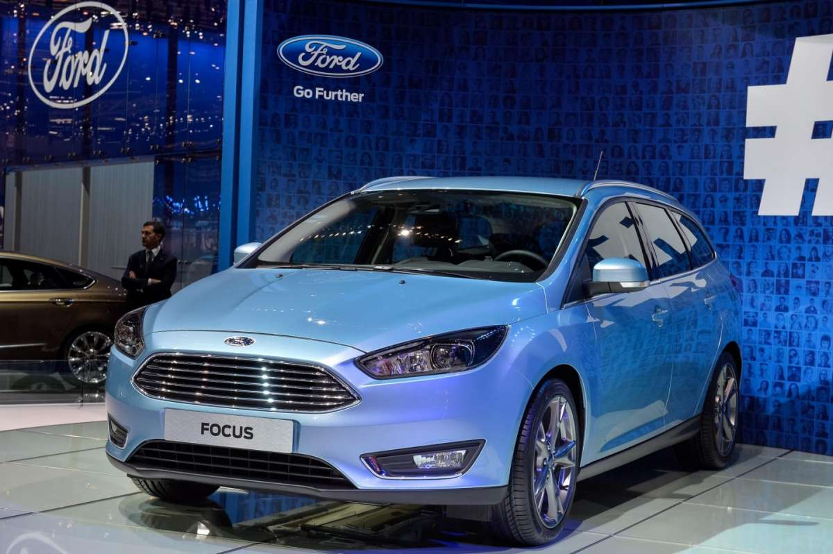 Ford Focus restyling, Salone di Ginevra 2014 - 02