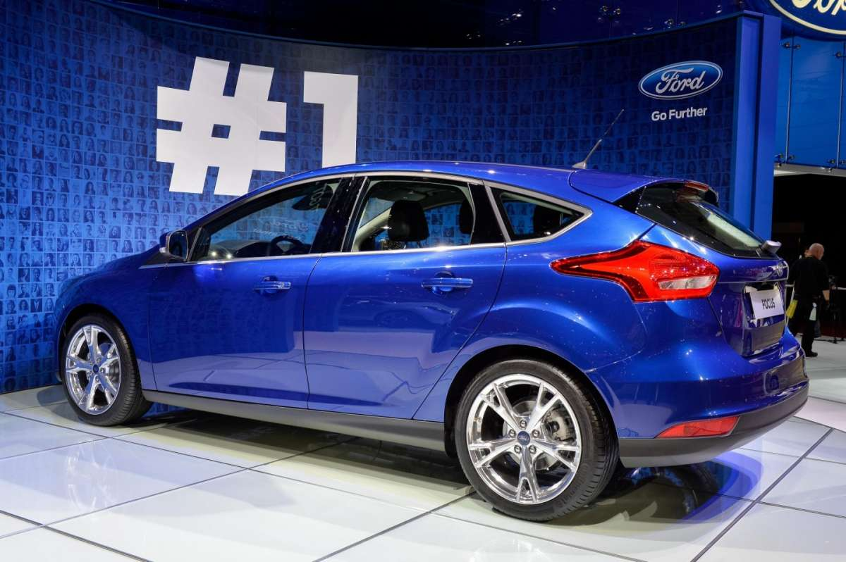 Ford Focus restyling, Salone di Ginevra 2014 - 03