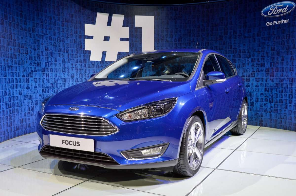 Ford Focus restyling, Salone di Ginevra 2014 - 04
