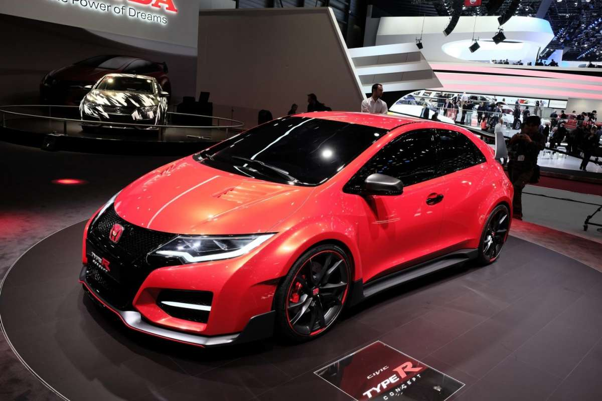 Honda Civic Type-R, Salone di Ginevra 2014 - 03