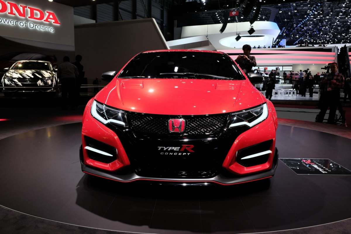 Honda Civic Type-R, Salone di Ginevra 2014 - 04
