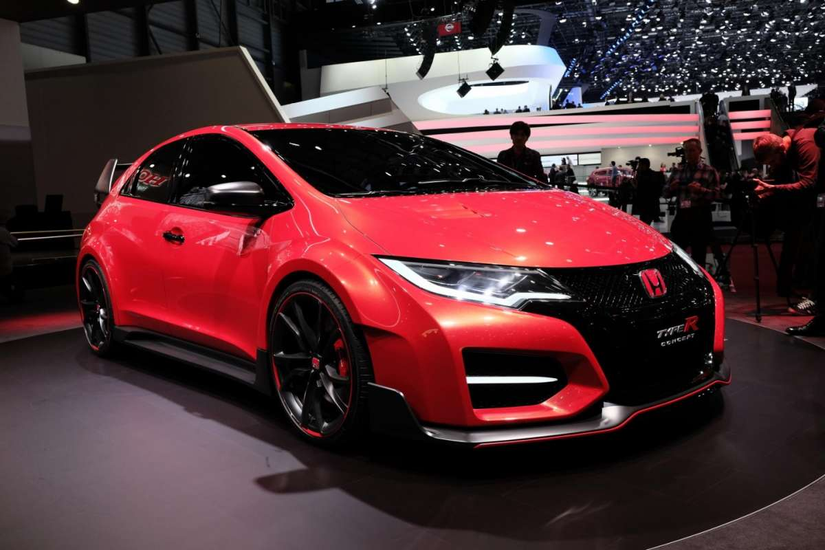 Honda Civic Type-R, Salone di Ginevra 2014 - 05
