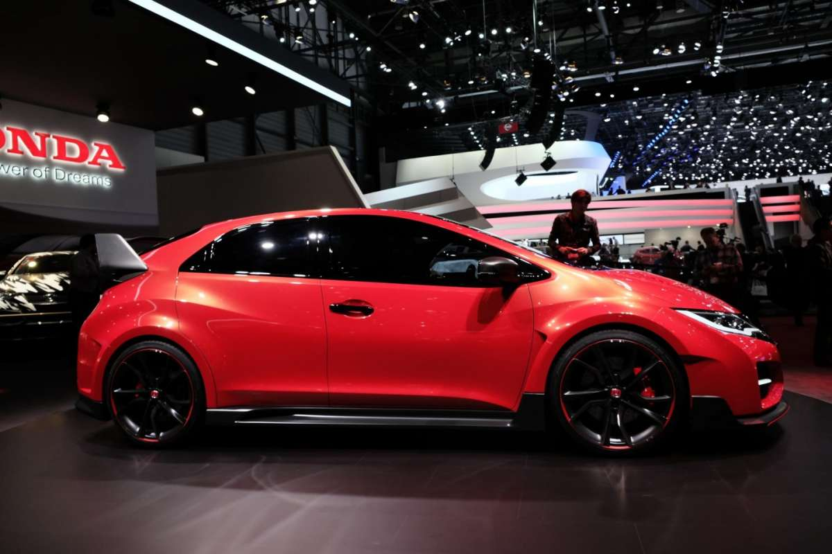 Honda Civic Type-R, Salone di Ginevra 2014 - 06