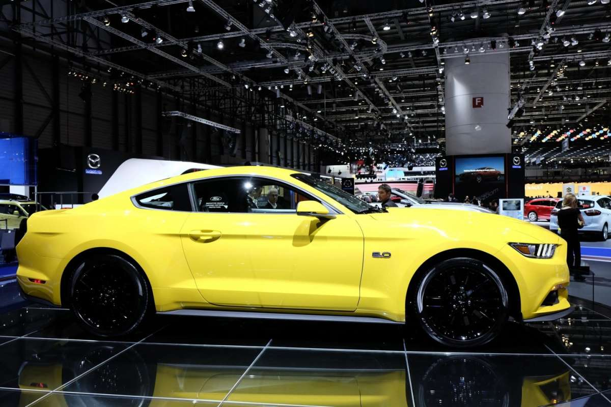 Ford Mustang, Salone di Ginevra 2014 - 02
