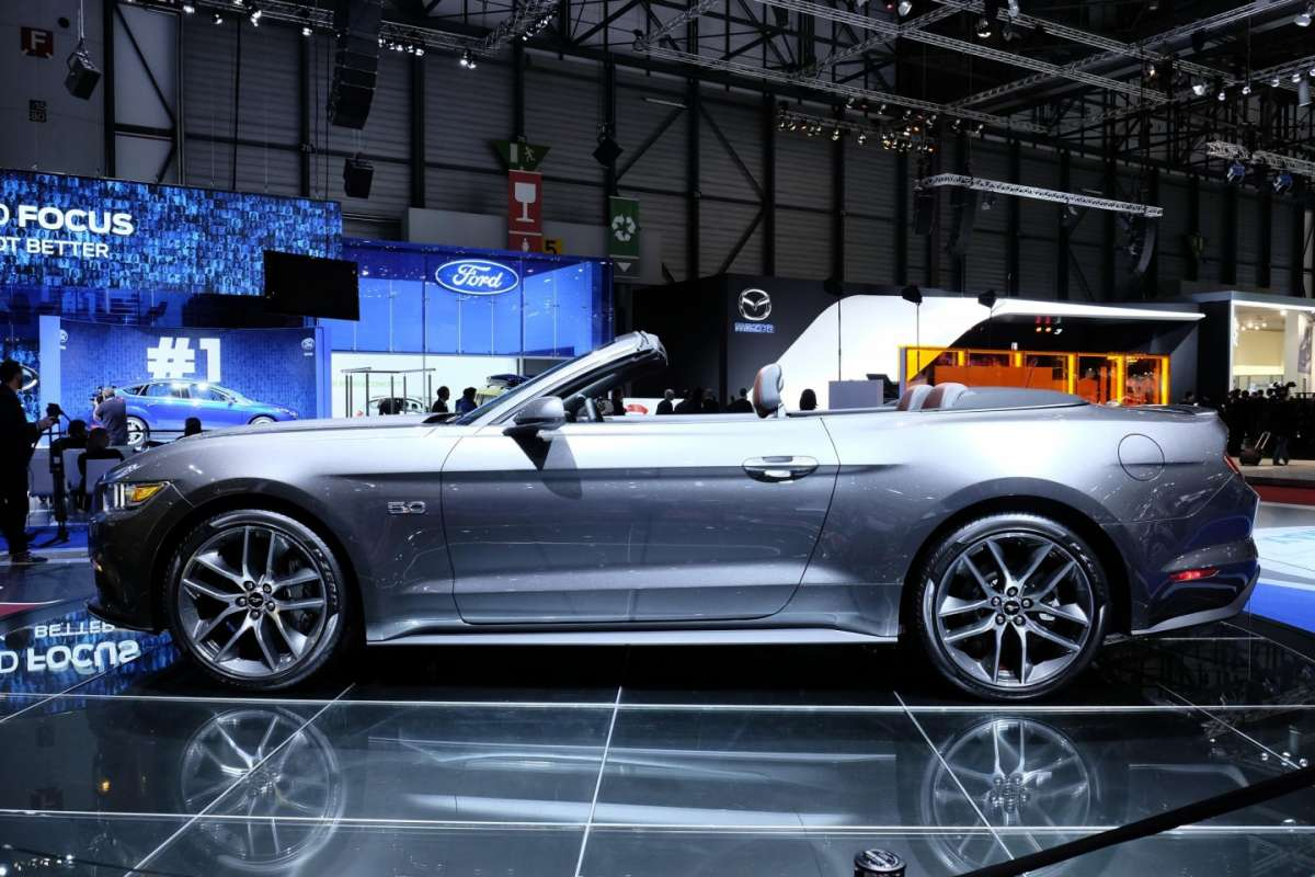Ford Mustang, Salone di Ginevra 2014 - 05