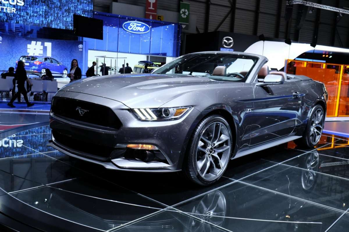 Ford Mustang, Salone di Ginevra 2014 - 06