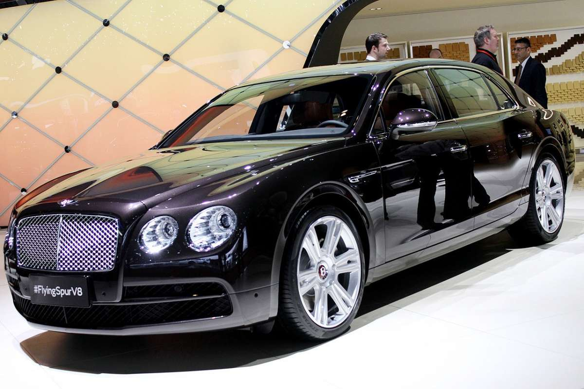 Bentley Continental Flying Spur 2014 al Salone di Ginevra