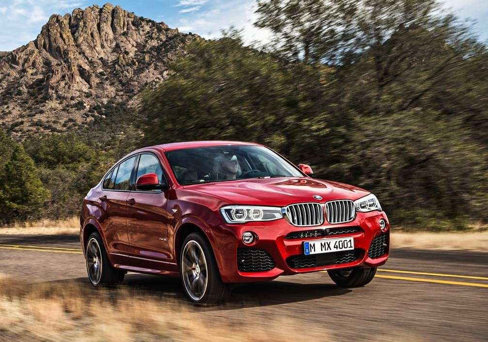 Bmw X4, suv coupe