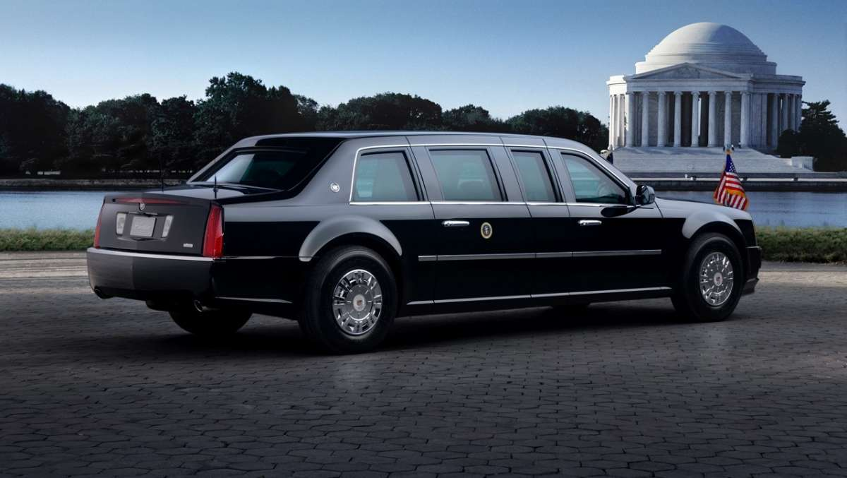 Cadillac Presidential Limousine del 2009