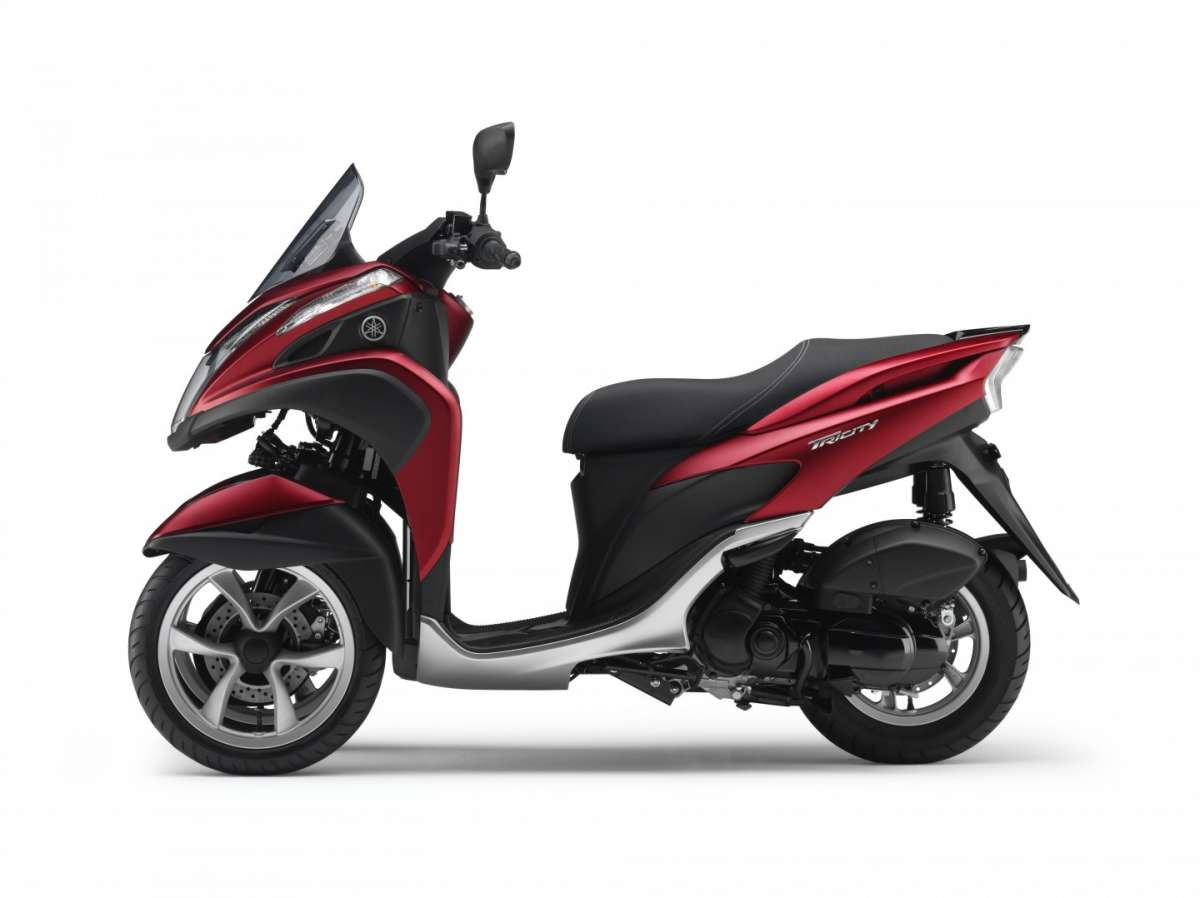 Yamaha Tricity Red My 2015