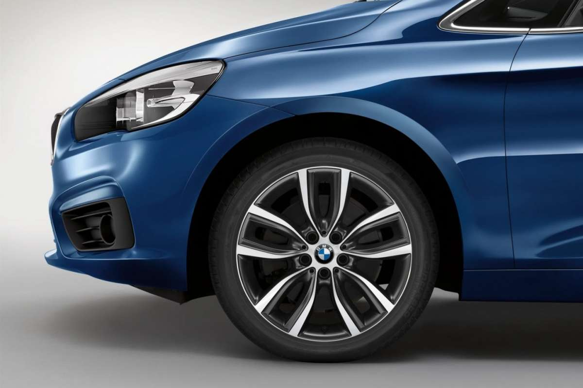 Ruote BMW Serie 2 Active Tourer