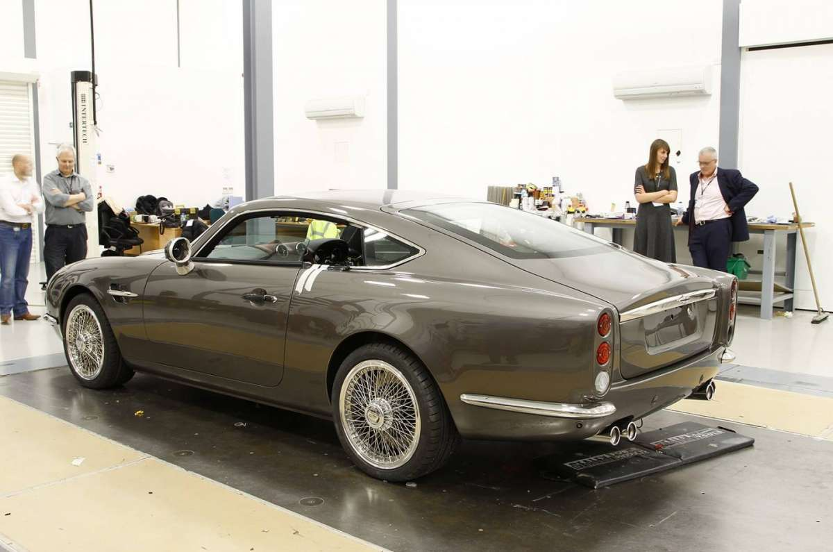 Coda David Brown Speedback
