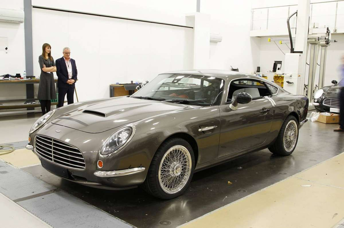 Dal vivo David Brown Speedback