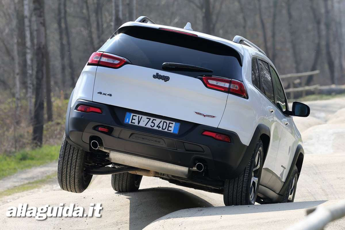 Jeep Cherokee 2014 twist
