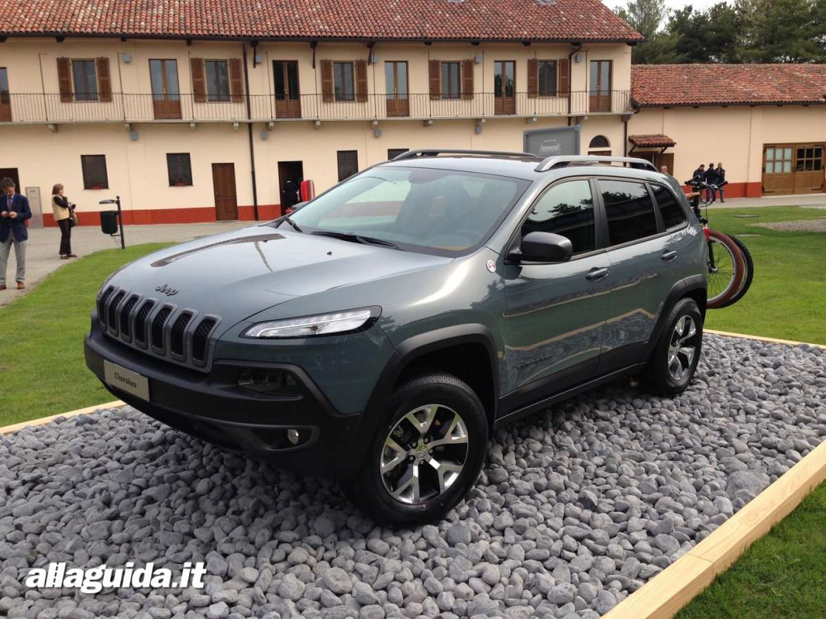 Body kit Trailhawk