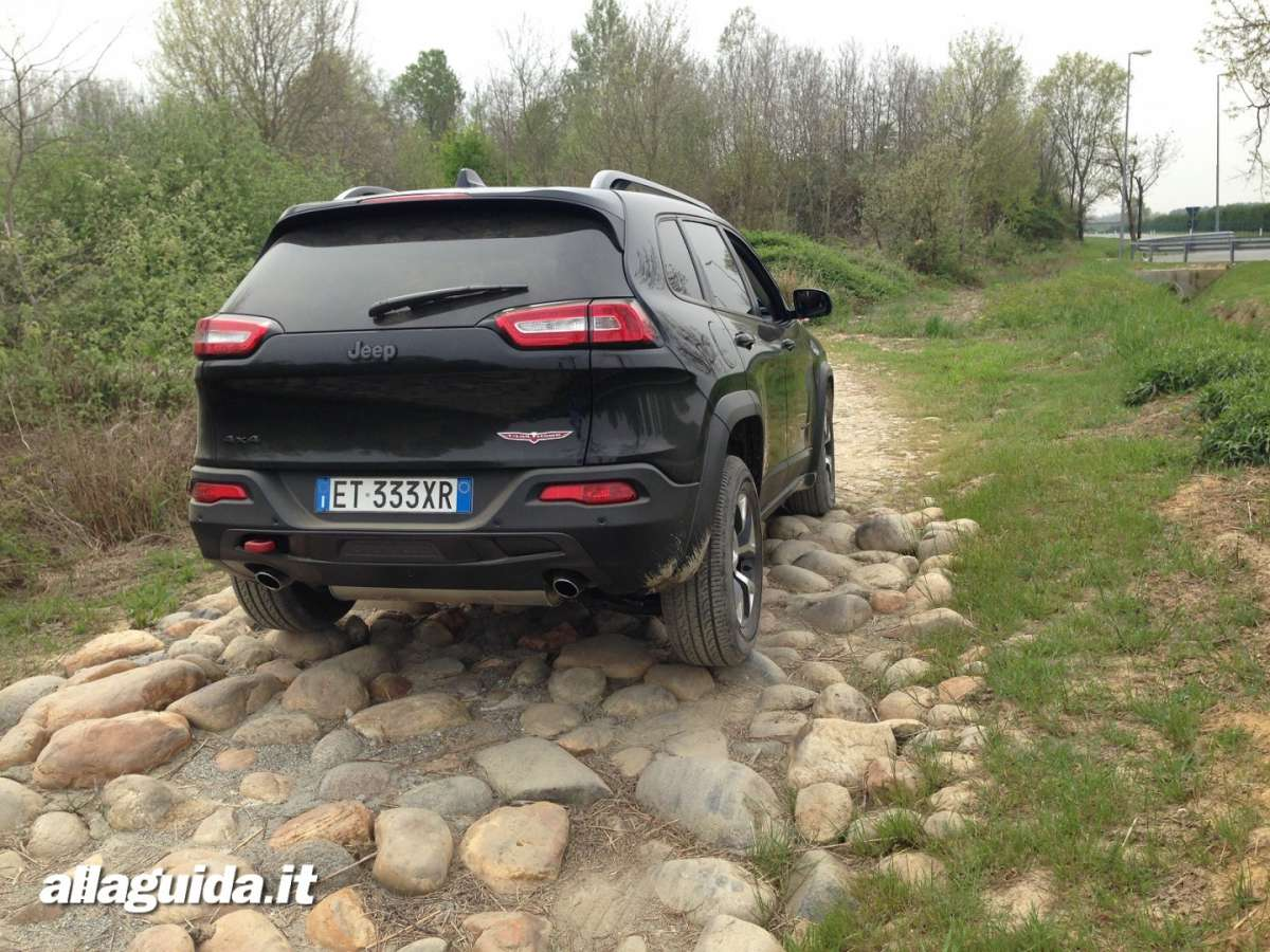 In offroad