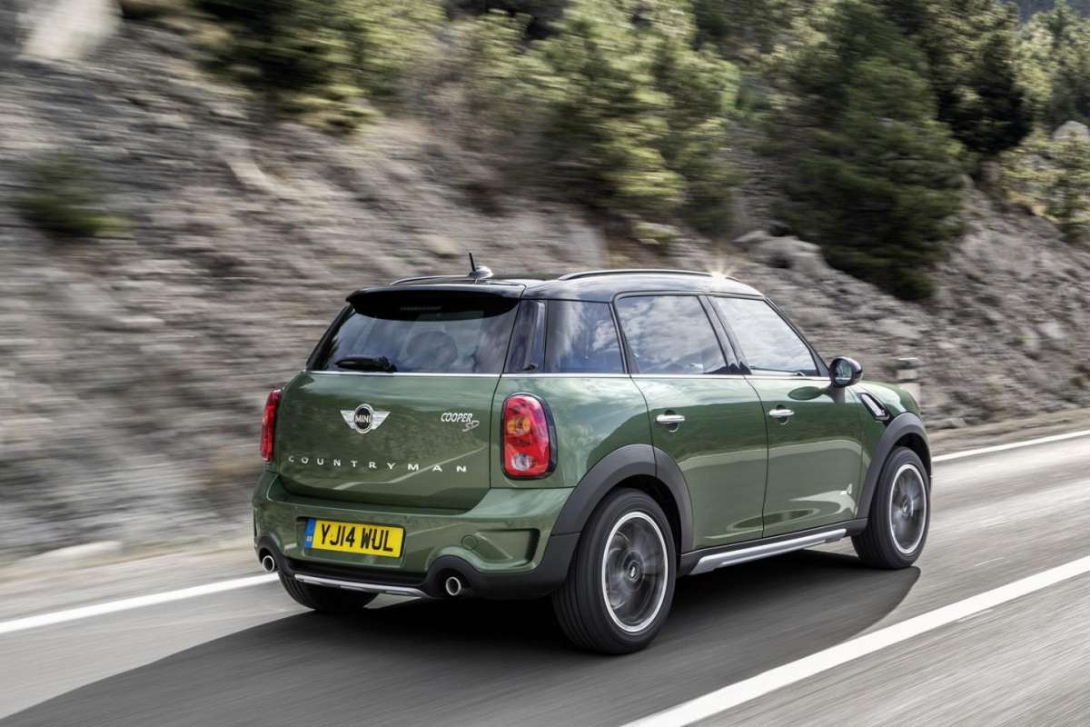 Mini Countryman 2014 Cooper SD