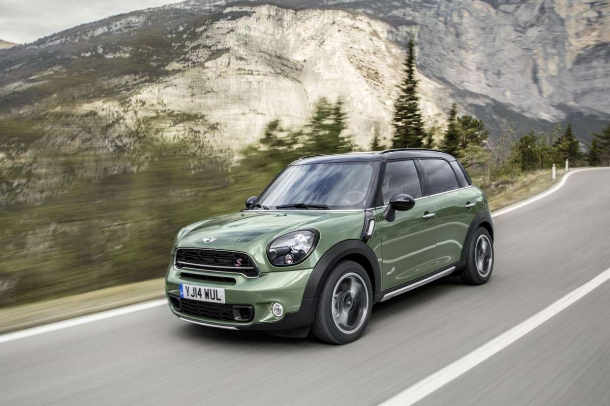 Mini Countryman 2014 facelift