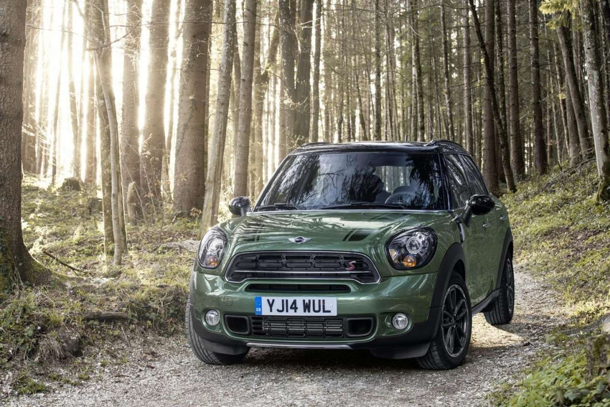 Mini Countryman 2014 restyling