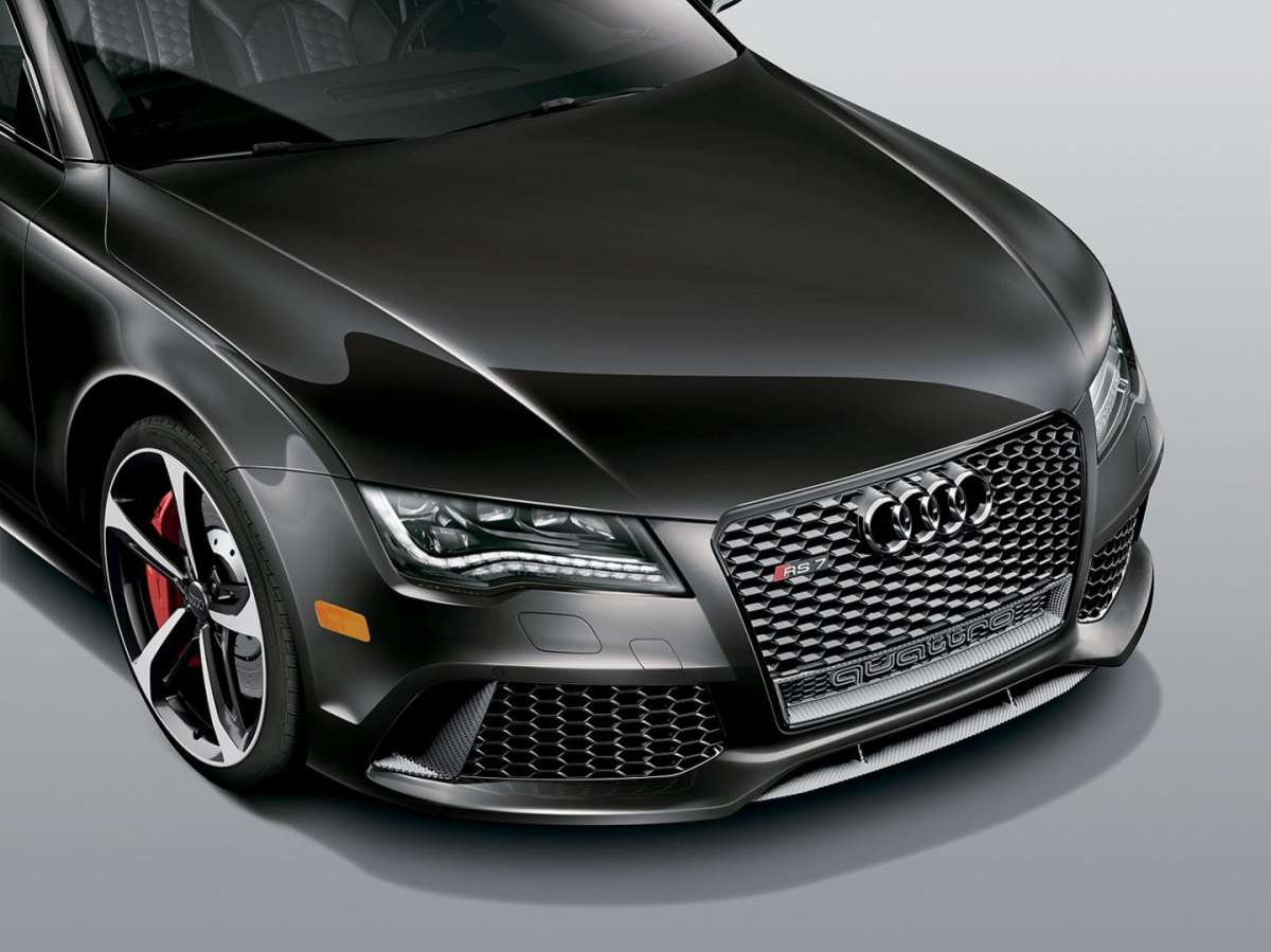 Muso Audi RS7 Dynamic Edition