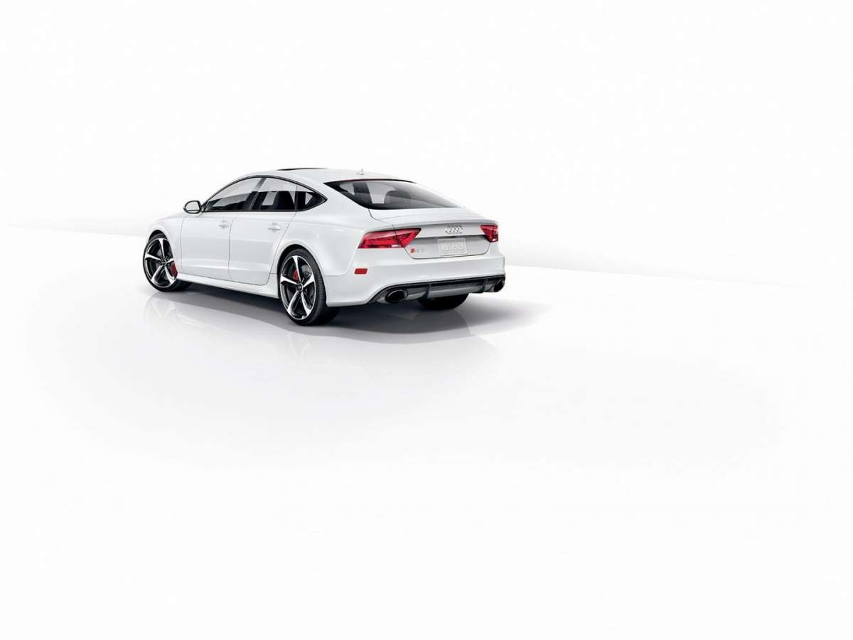 Posteriore Audi RS7 Dynamic Edition