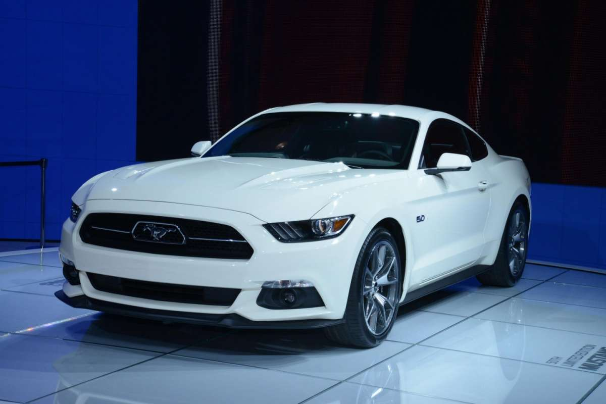 Ford Mustang, Salone New York 2014 - 02