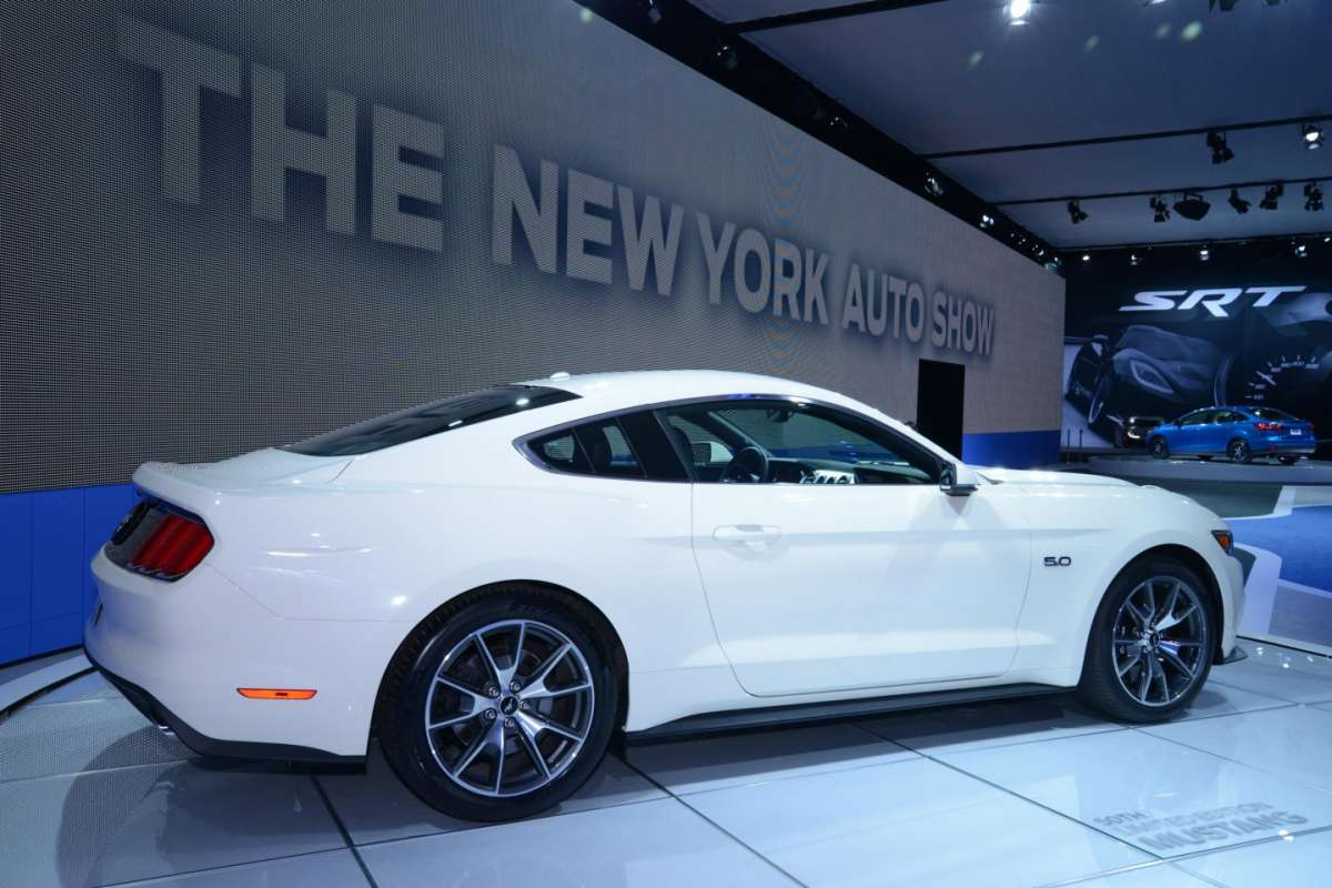 Ford Mustang, Salone New York 2014 - 03