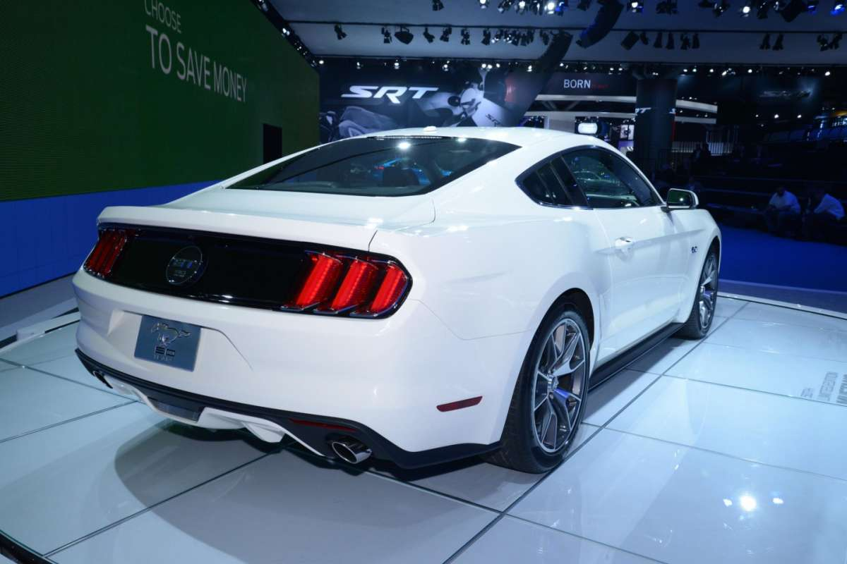 Ford Mustang, Salone New York 2014 - 04