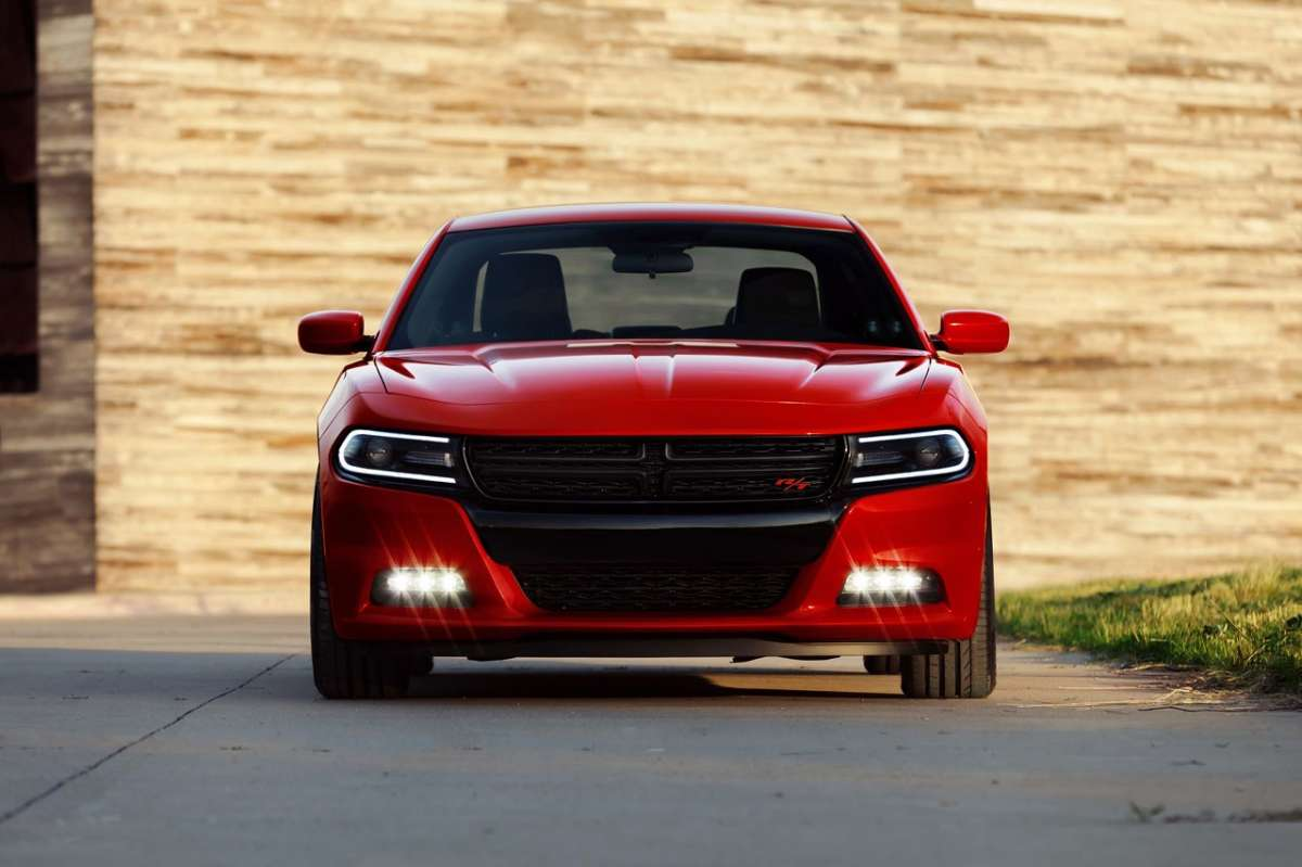 Luci a LED Dodge Charger 2015