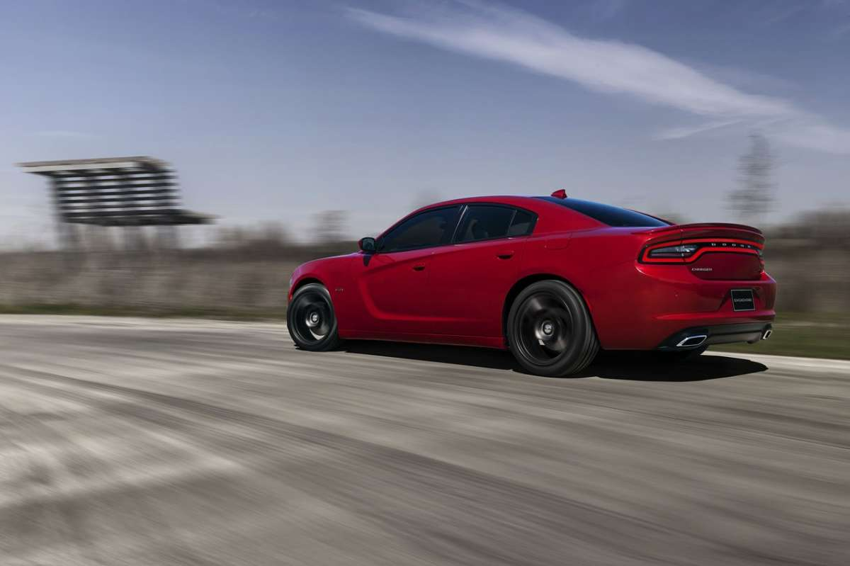 Posteriore Dodge Charger 2015