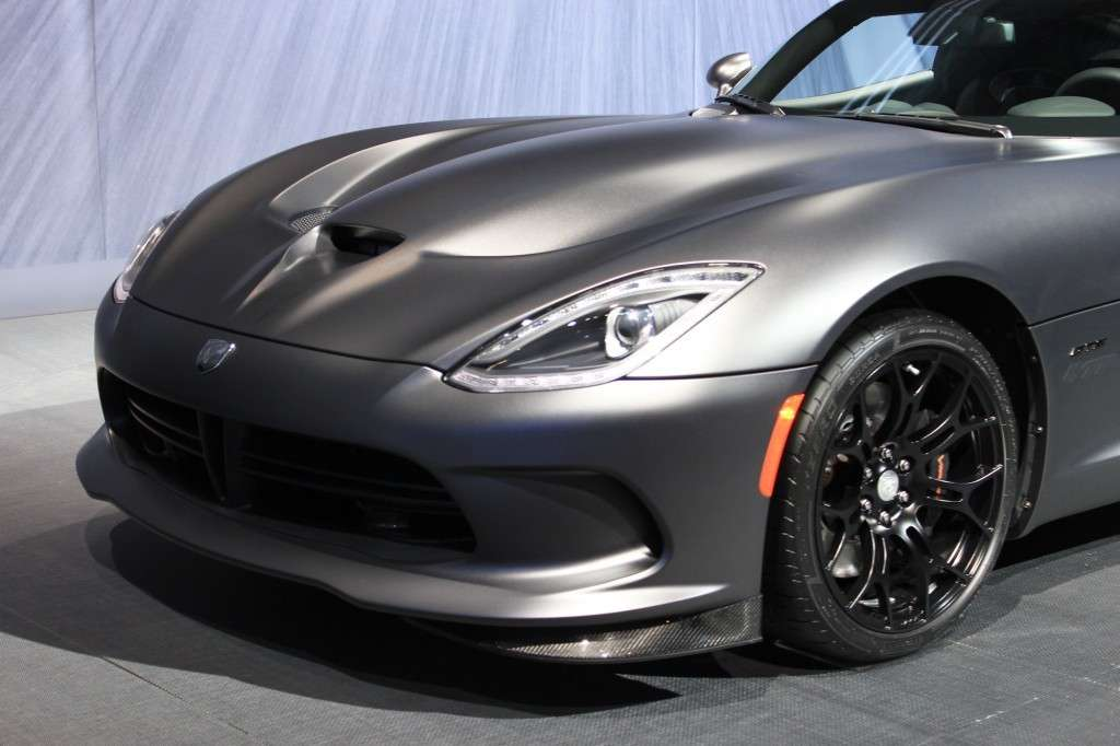 Musetto SRT Viper GTS Anodized Carbon