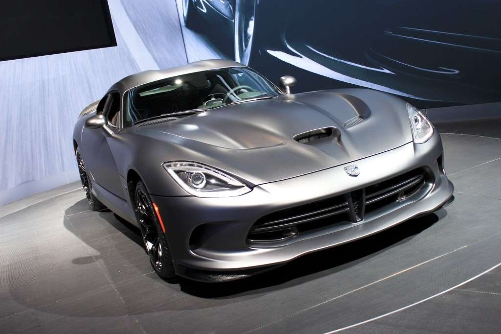 SRT Viper GTS Anodized Carbon muso