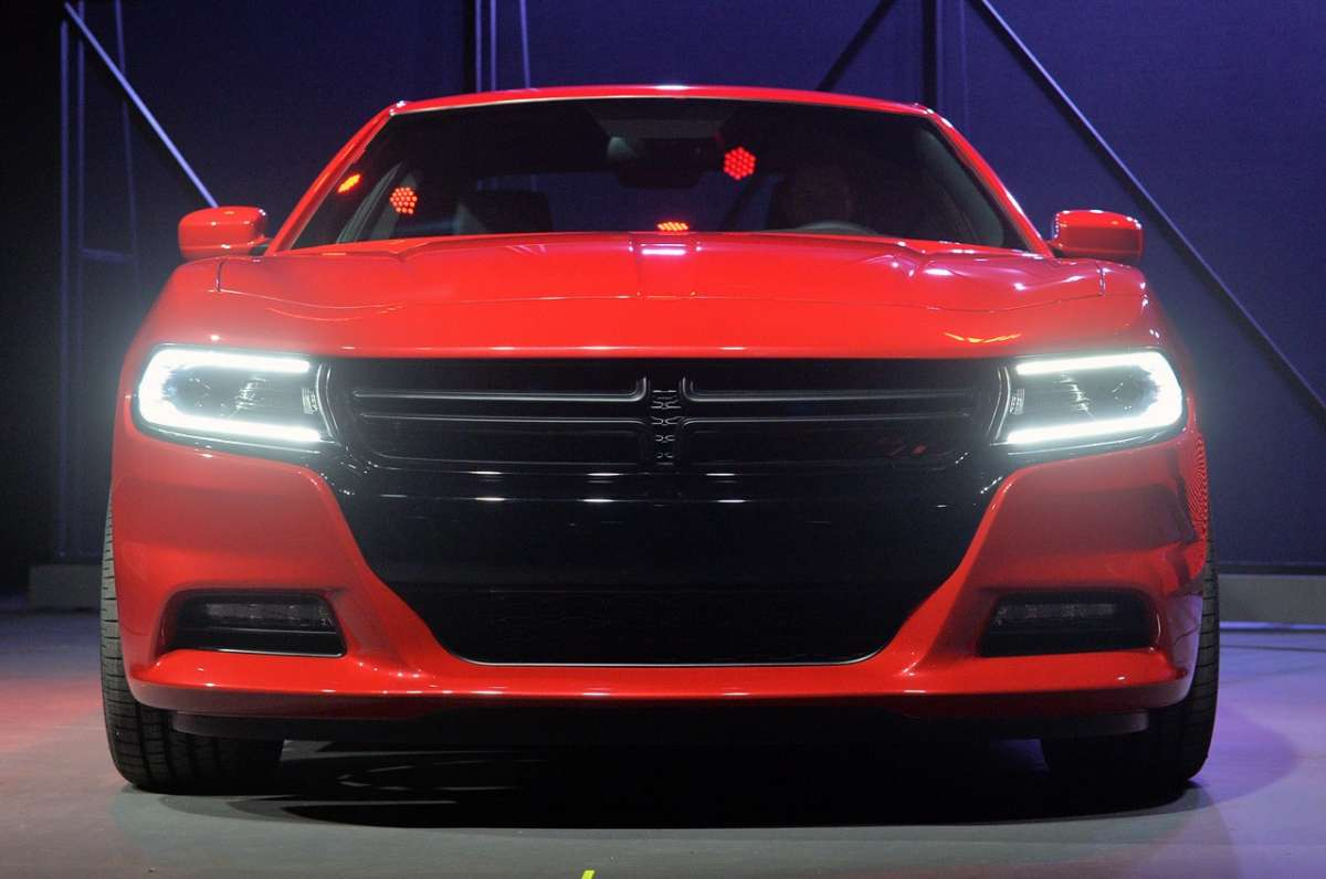 Nuova Dodge Charger al Salone di New York 2014