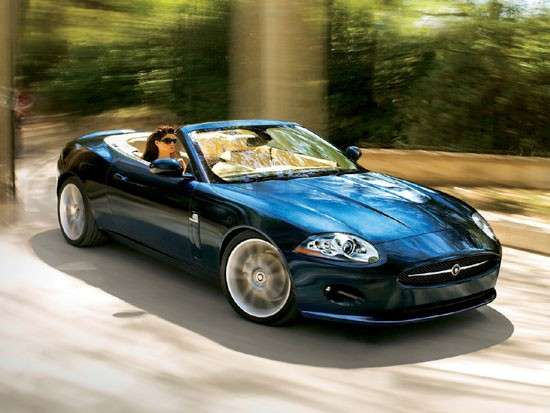 Jaguar XK Convertibile