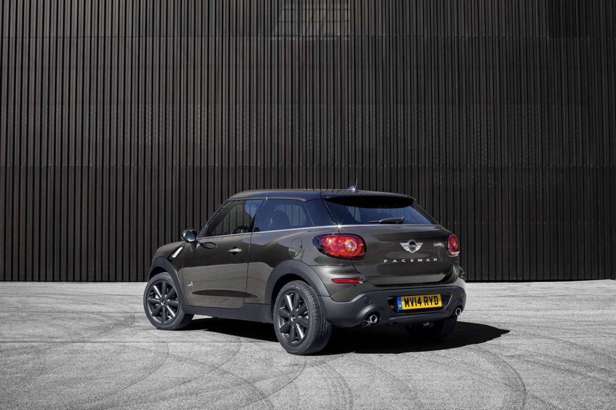 Mini Paceman 2014 Facelift