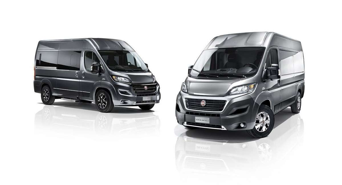 Nuovo Fiat Ducato 2014 restyling