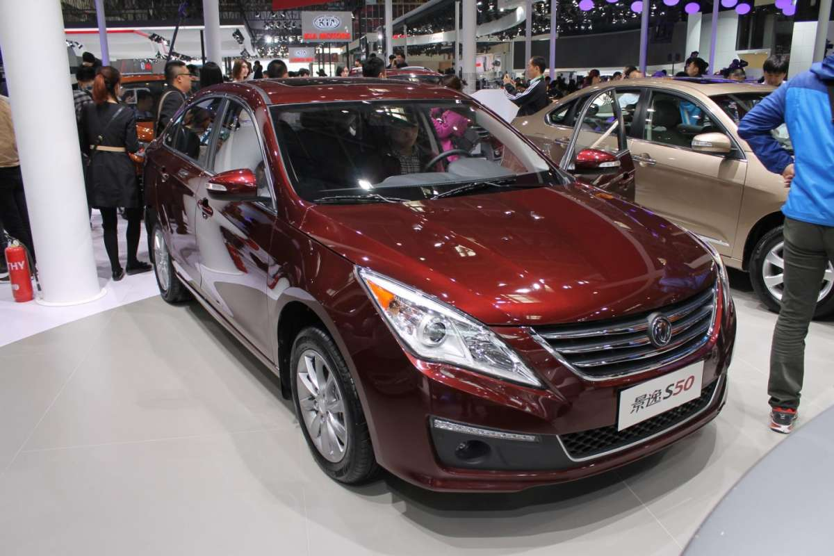 Dongfeng Joyear S50