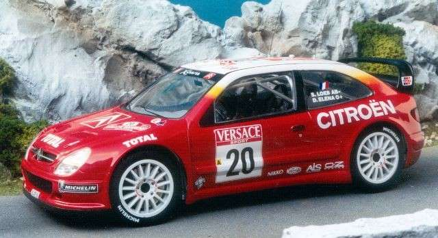 Citroën Xsara Kit Car Rally