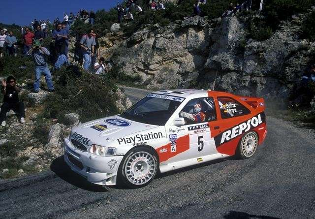 Ford Escort RS WRC Rally Edition