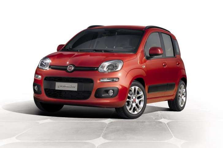 Fiat Panda TwinAir Natural Power Metano