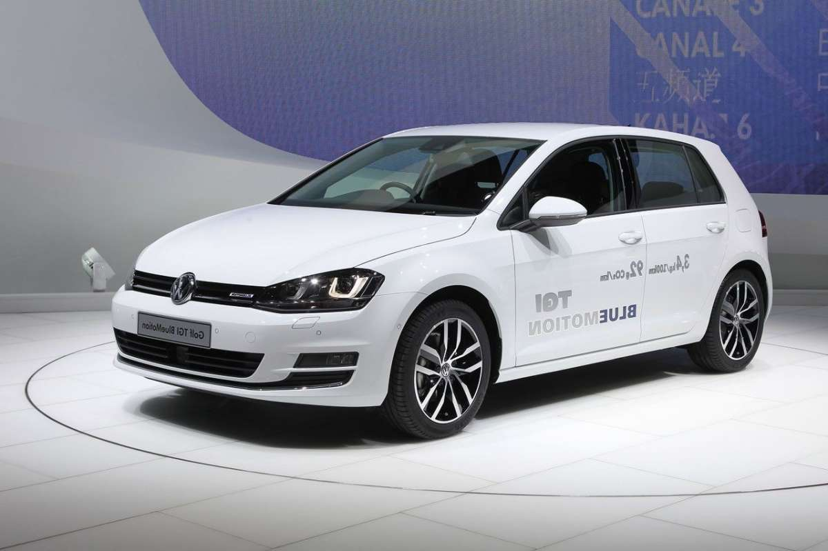 Volkswagen Golf TGI Metano