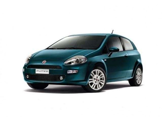 Fiat Punto Easy Power GPL
